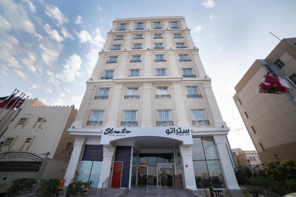 137 - Hotels near Al Bandar Fish Market Doha @ ₹674