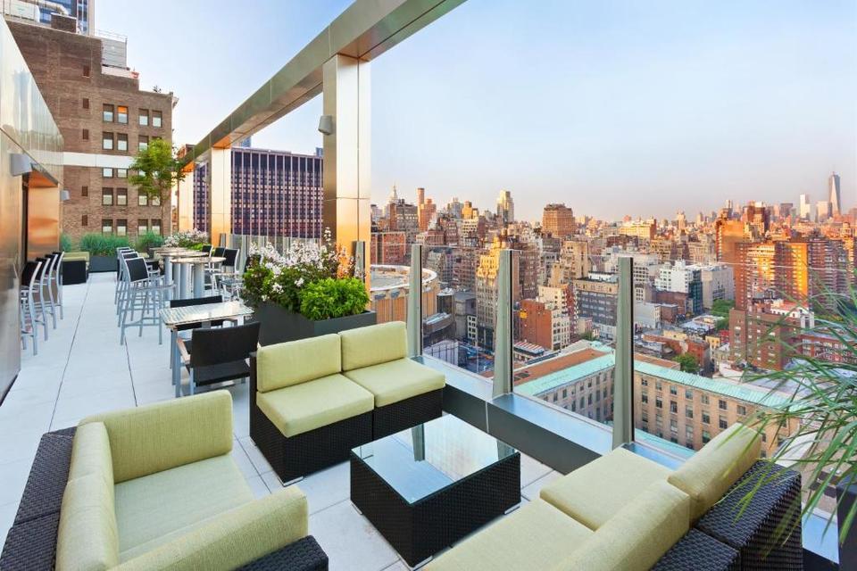 Fairfield Inn Suites By Marriott Midtown Manhattan Penn