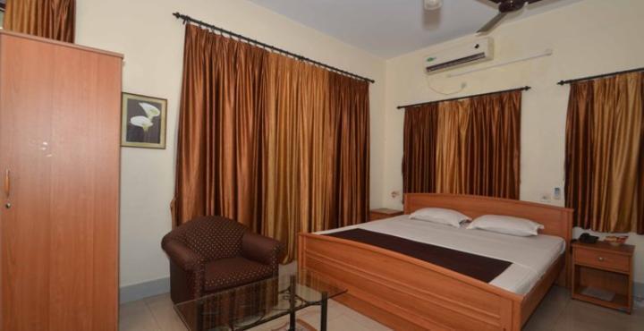 Alcove Service Apartments Salt Lake Bf 6 Kolkata