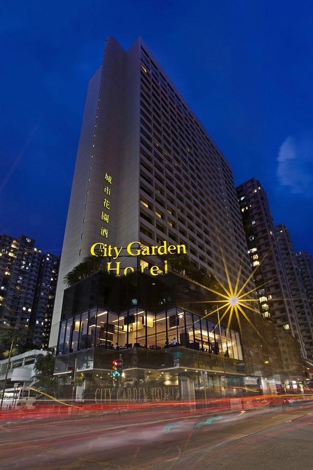 City Garden Hotel In Hong Kong Design