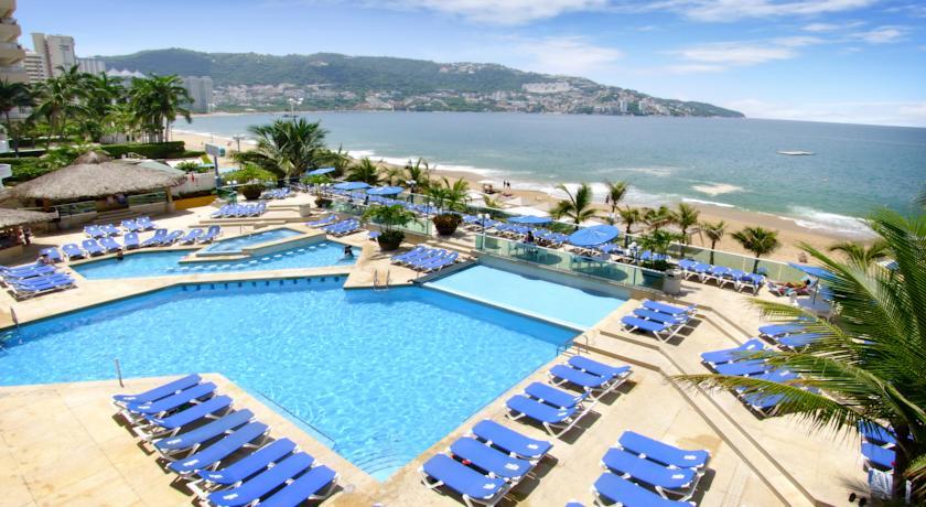 Copacabana Beach Hotel In Acapulco De Juarez