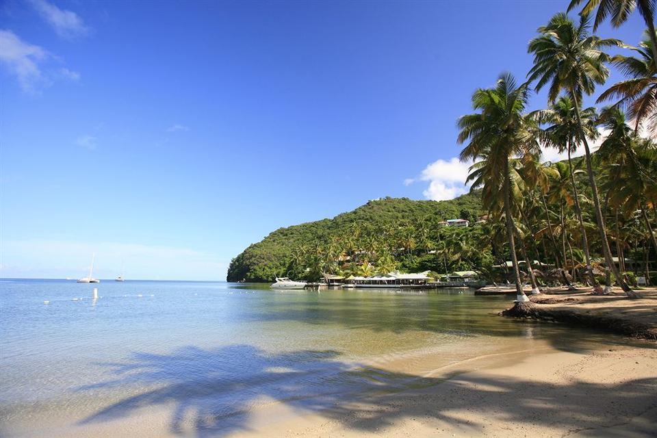 Marigot Beach Club In Bay
