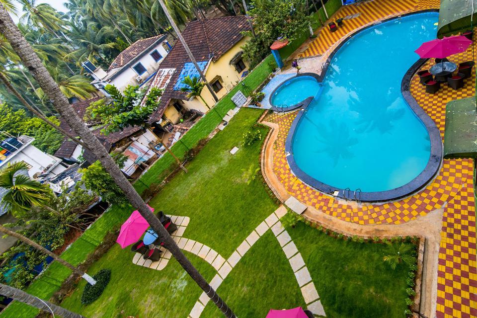 Oyo 832 Near Calangute Kfc Hotel Goa Reviews Photos Prices Check