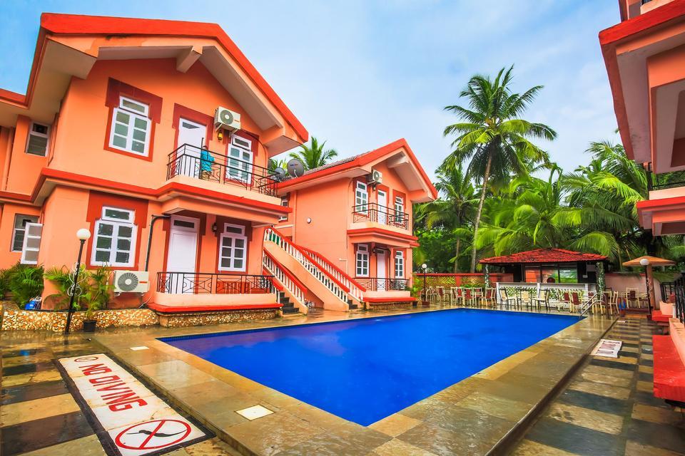Oyo Flagship 15227 Calangute Resort Tio Hotel Goa Reviews Photos