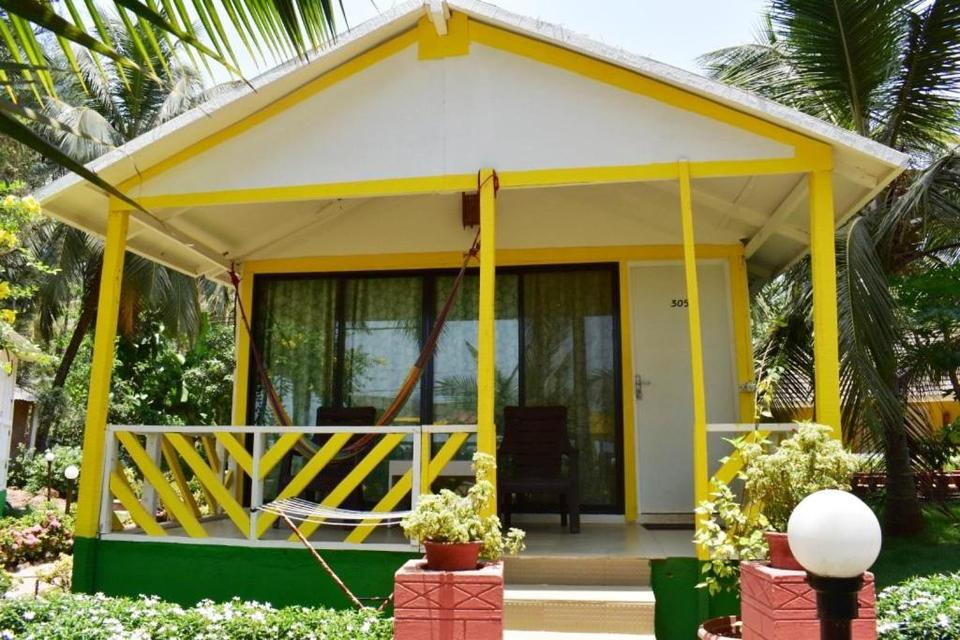 Palolem Beach Resort In Goa