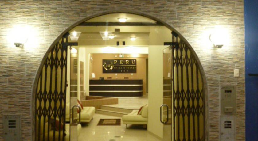 Peru Hotel Suites In Pisco