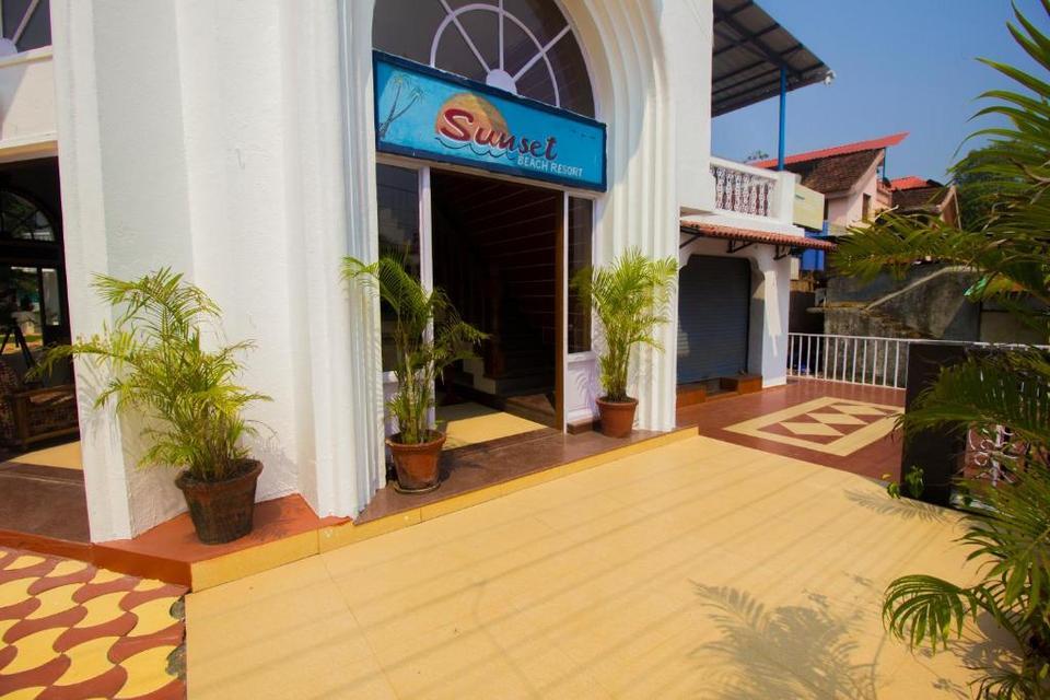 Sunset Beach Resort Hotel Goa Reviews Photos Prices Check