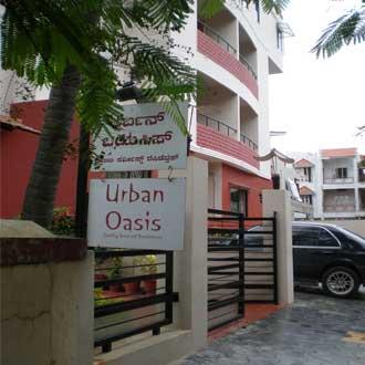 Urban Oasis In Mysore