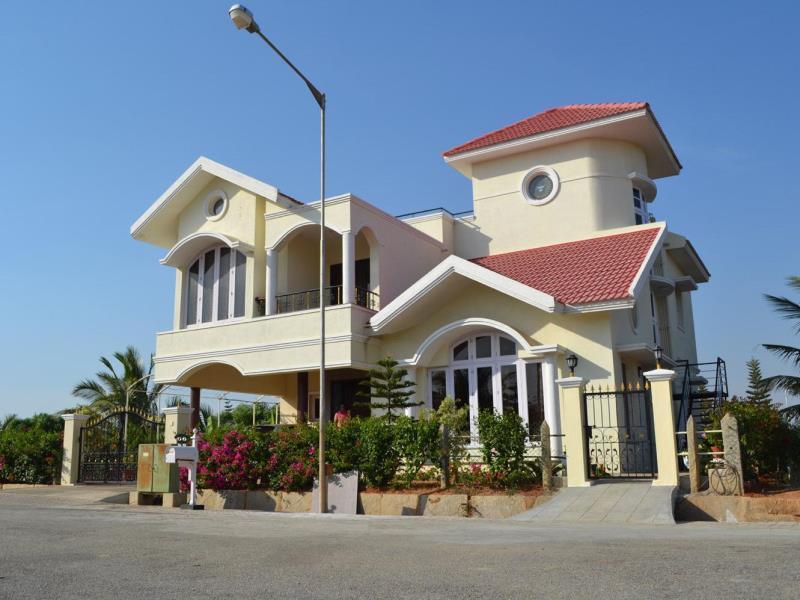 Luxus-service in luxus-villa!