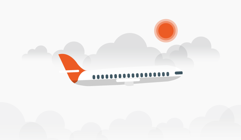 Melbourne to Suva flights