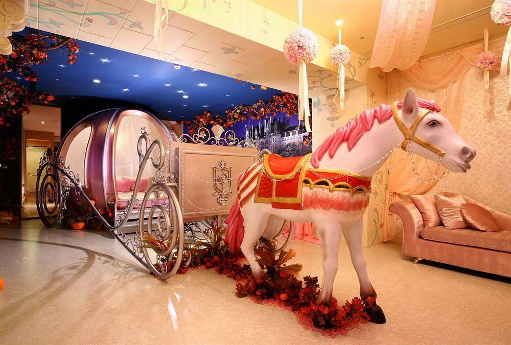 Resultado de imagen para castle hotel taipei