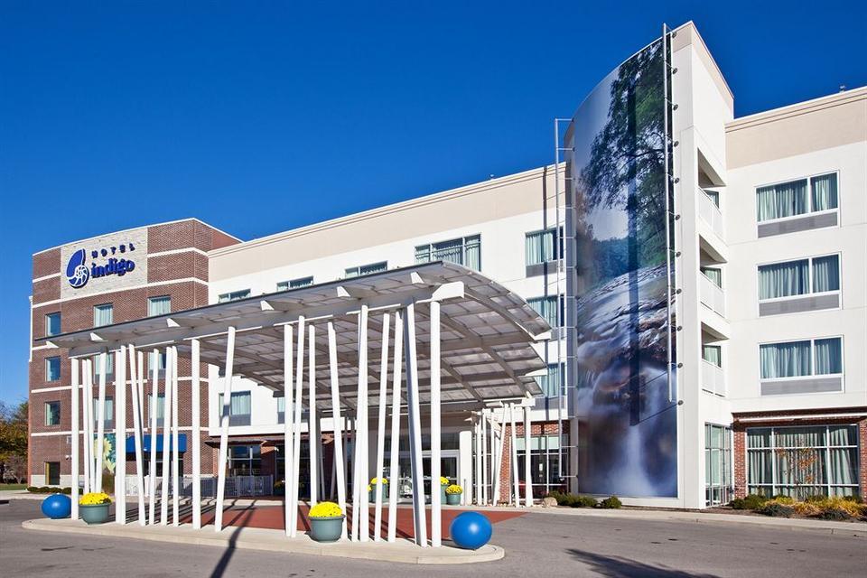Hotel Indigo Columbus Architectural Center In