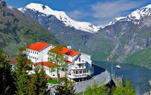 Hotel Utsikten In Geiranger