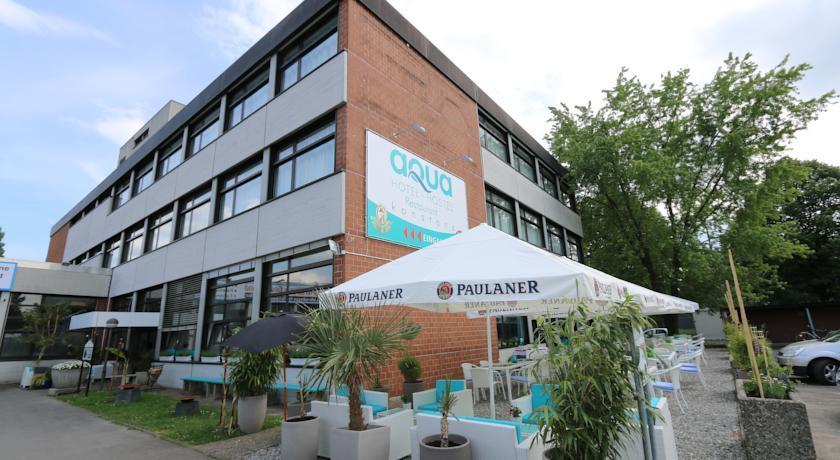 Aqua Hotel Hostel In Konstanz