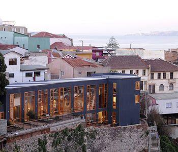 Cirilo Armstrong Hotel Boutique In Valparaiso