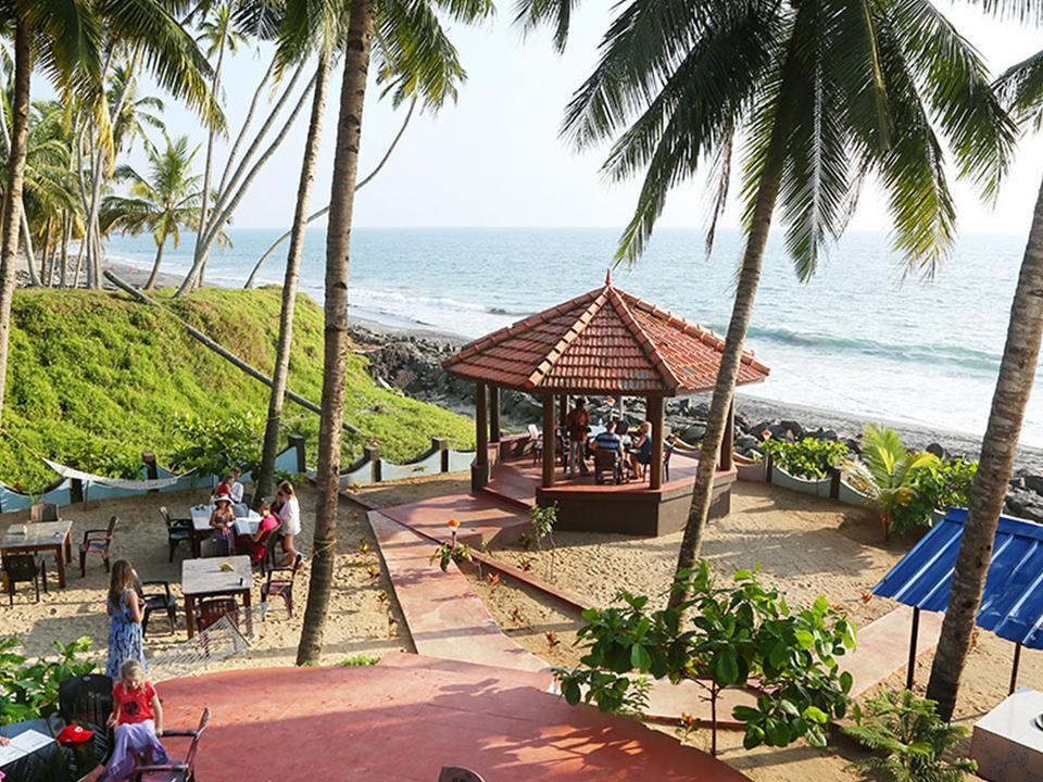 Samsara Harmony Beach Resort In Varkala