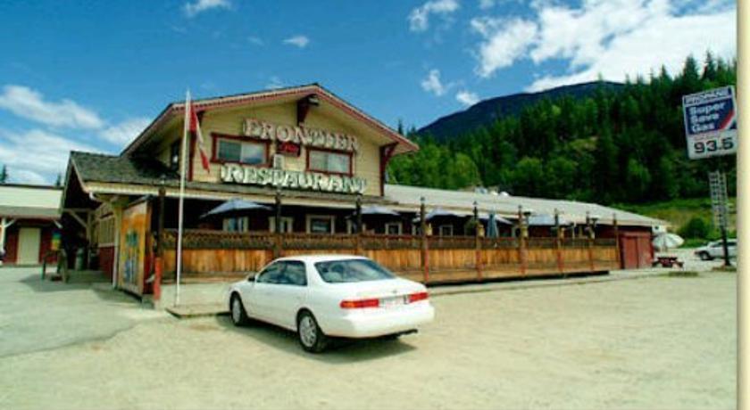 Frontier Motel In Revelstoke