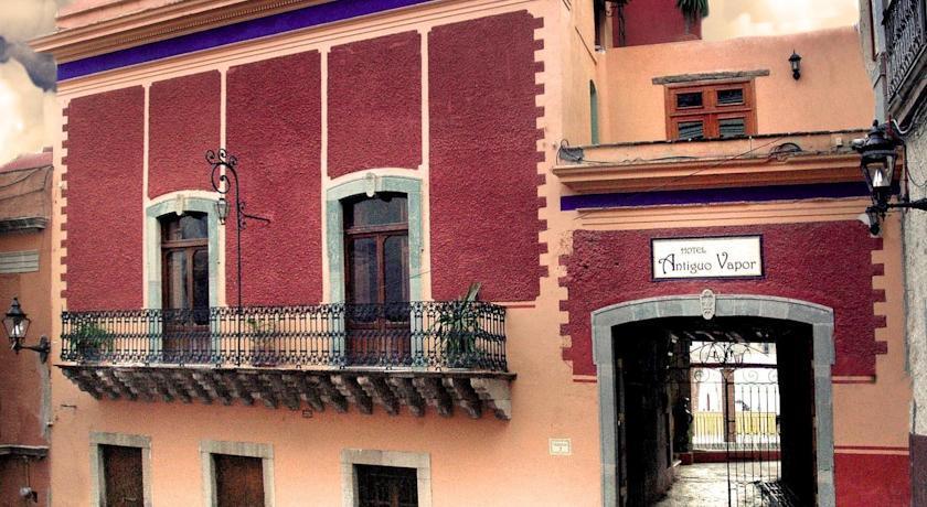 Hotel Antiguo Vapor Categoría Especial In Guanajuato