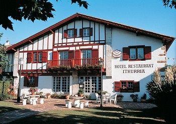 Hotel Ithurria Chateaux Et Hotels Collection Ainhoa - Tariff ...