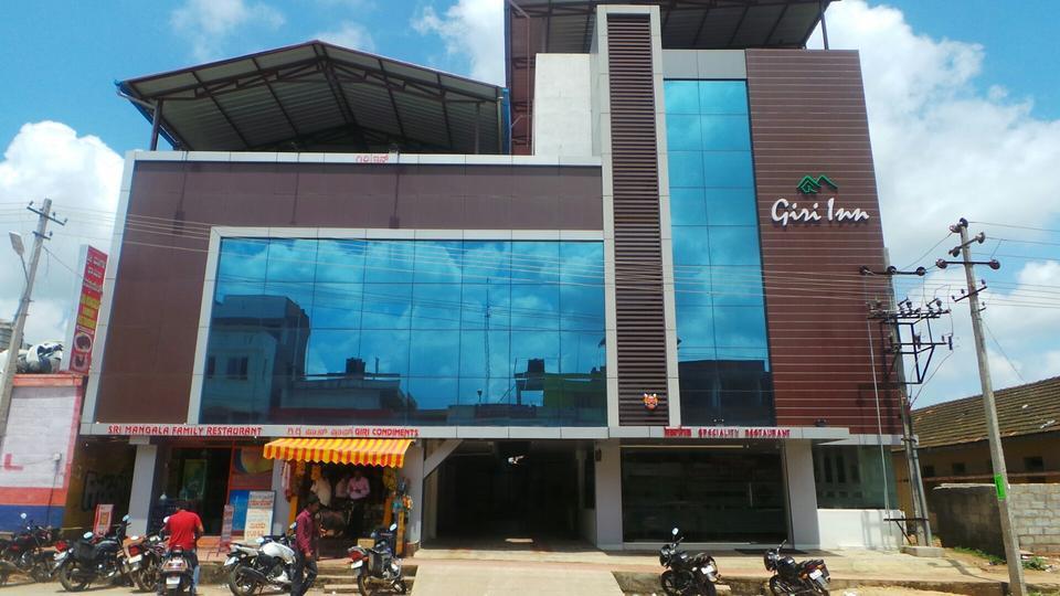Giri Inn In Chikmagalur