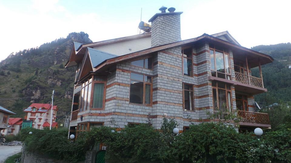 silver birch cottage in manali - Silver Hotel 2015