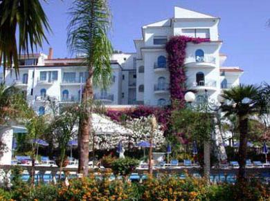 Sant Alphio Garden Hotel Spa In Giardini Naxos