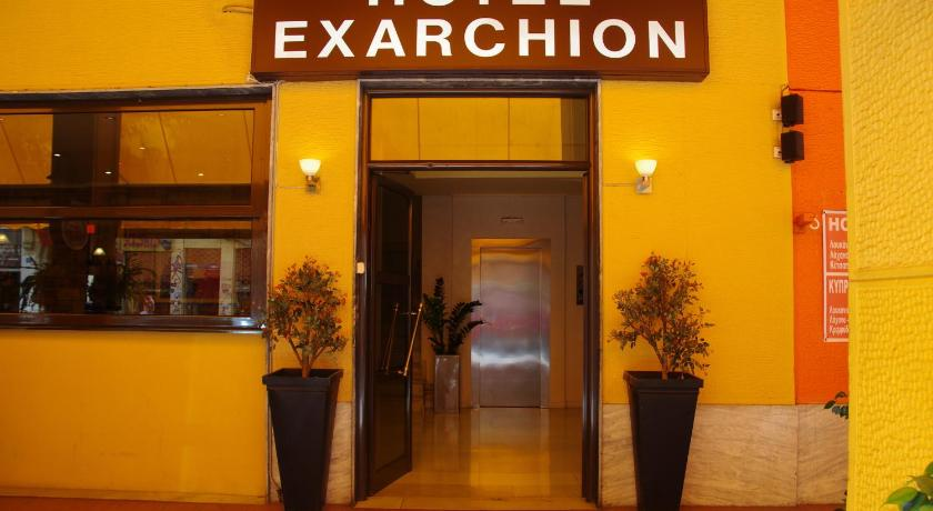 Exarchion Hotel