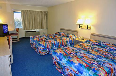 Motel 6 Houston Westchase
