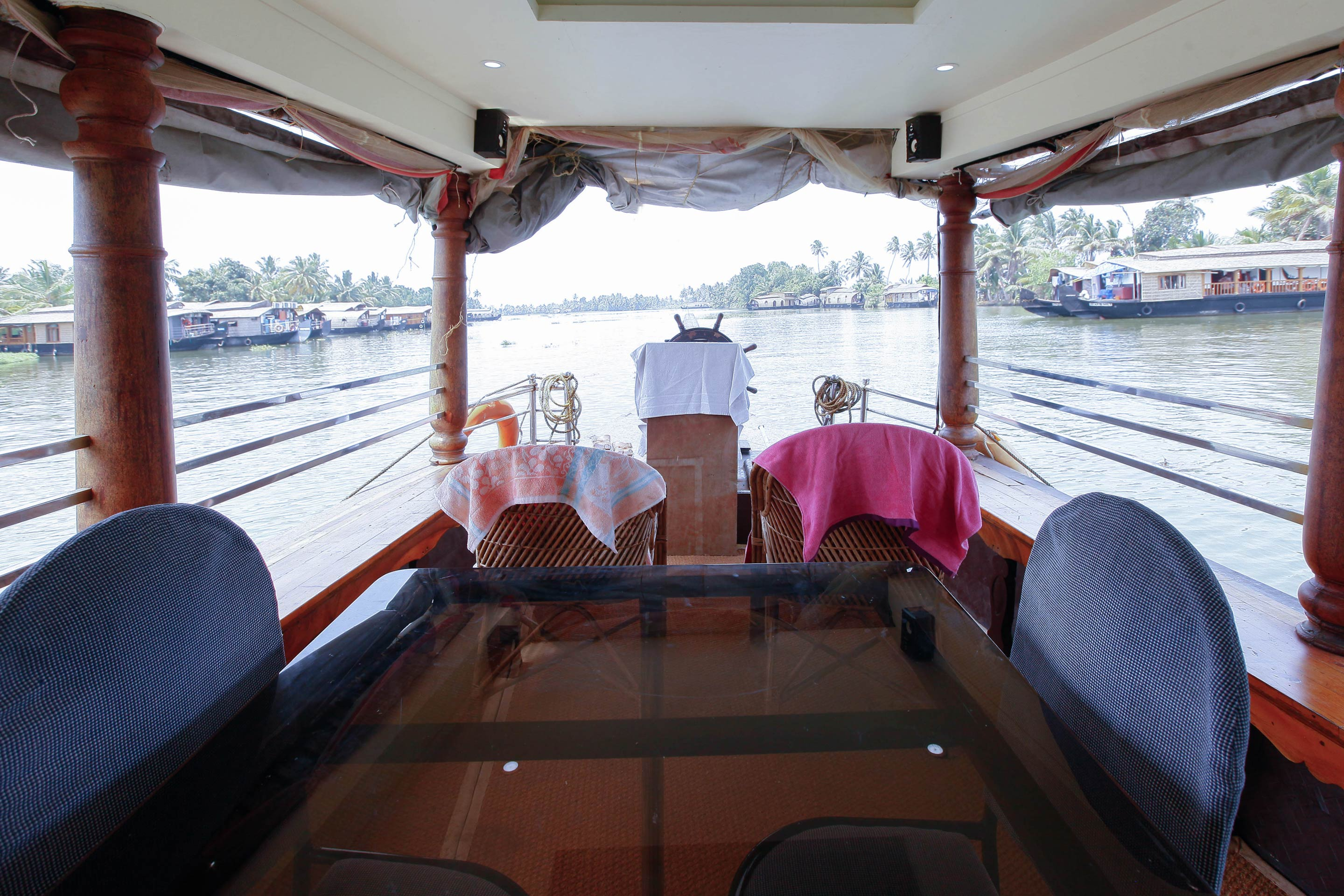 OYO Houseboats Alleppey Heritage 1 BHK