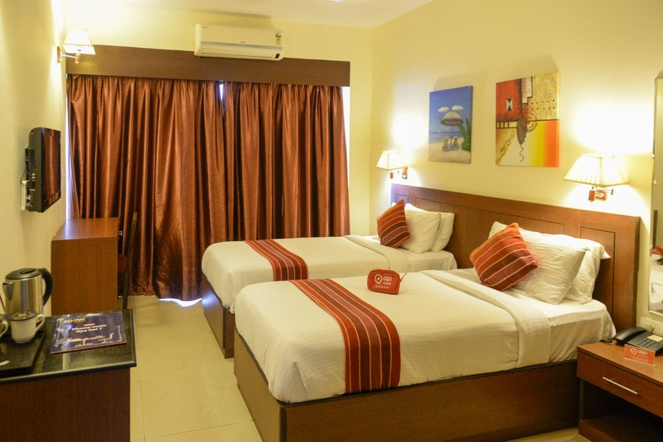 OYO Premium Vasco Goa Airport Road