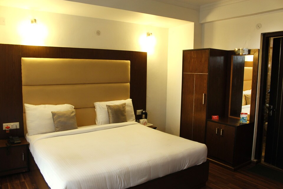 OYO Rooms Bhagsu Waterfall