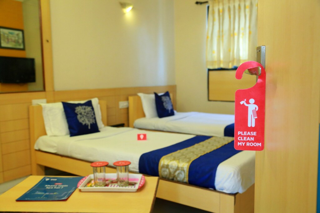 OYO Rooms Near Pune Railway Station