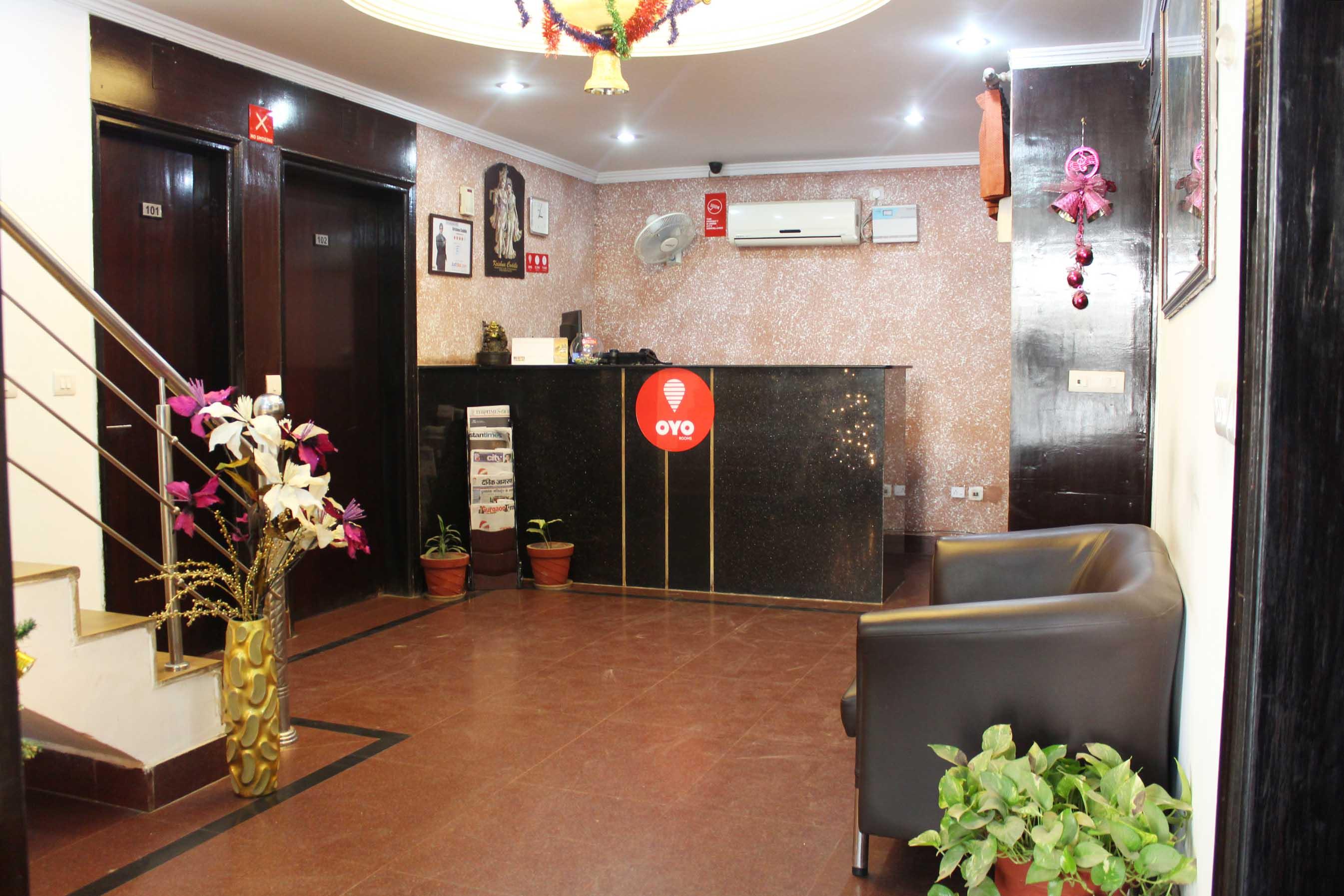 OYO Rooms Vipul Square