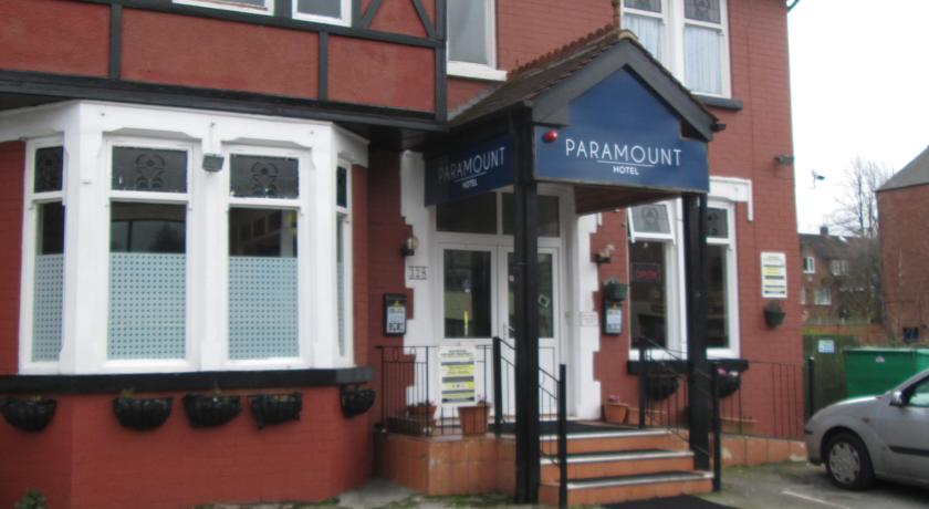 Paramount Hotel And Balti Restaurant