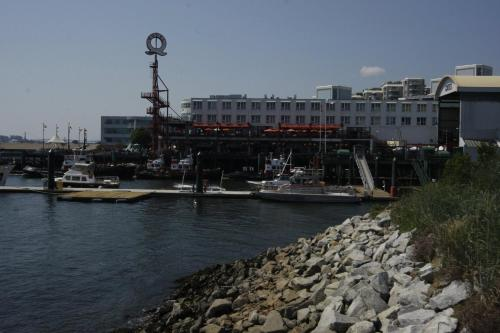The Lonsdale Quay Hotel