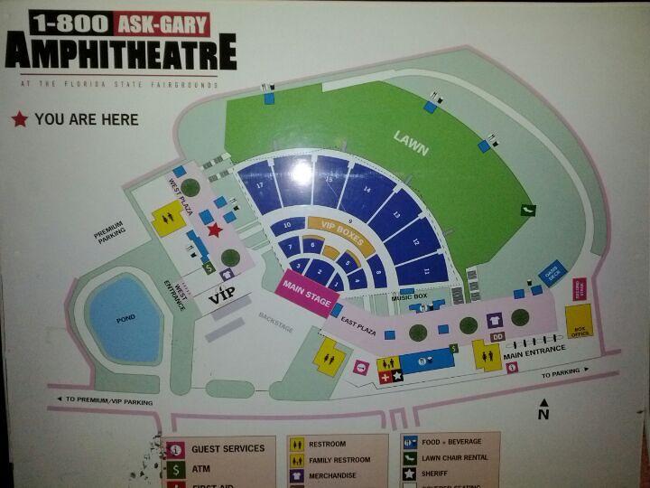 1-800-ASK-GARY Amphitheatre