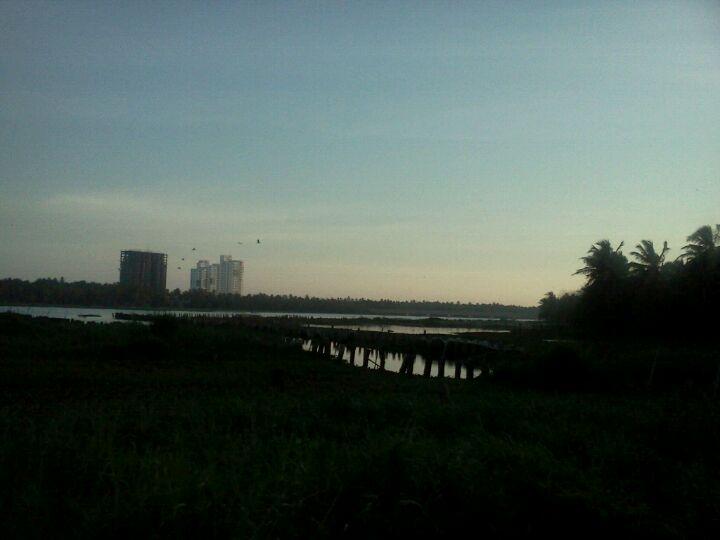 Aakkulam Lake