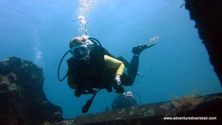 Adventure divers bali