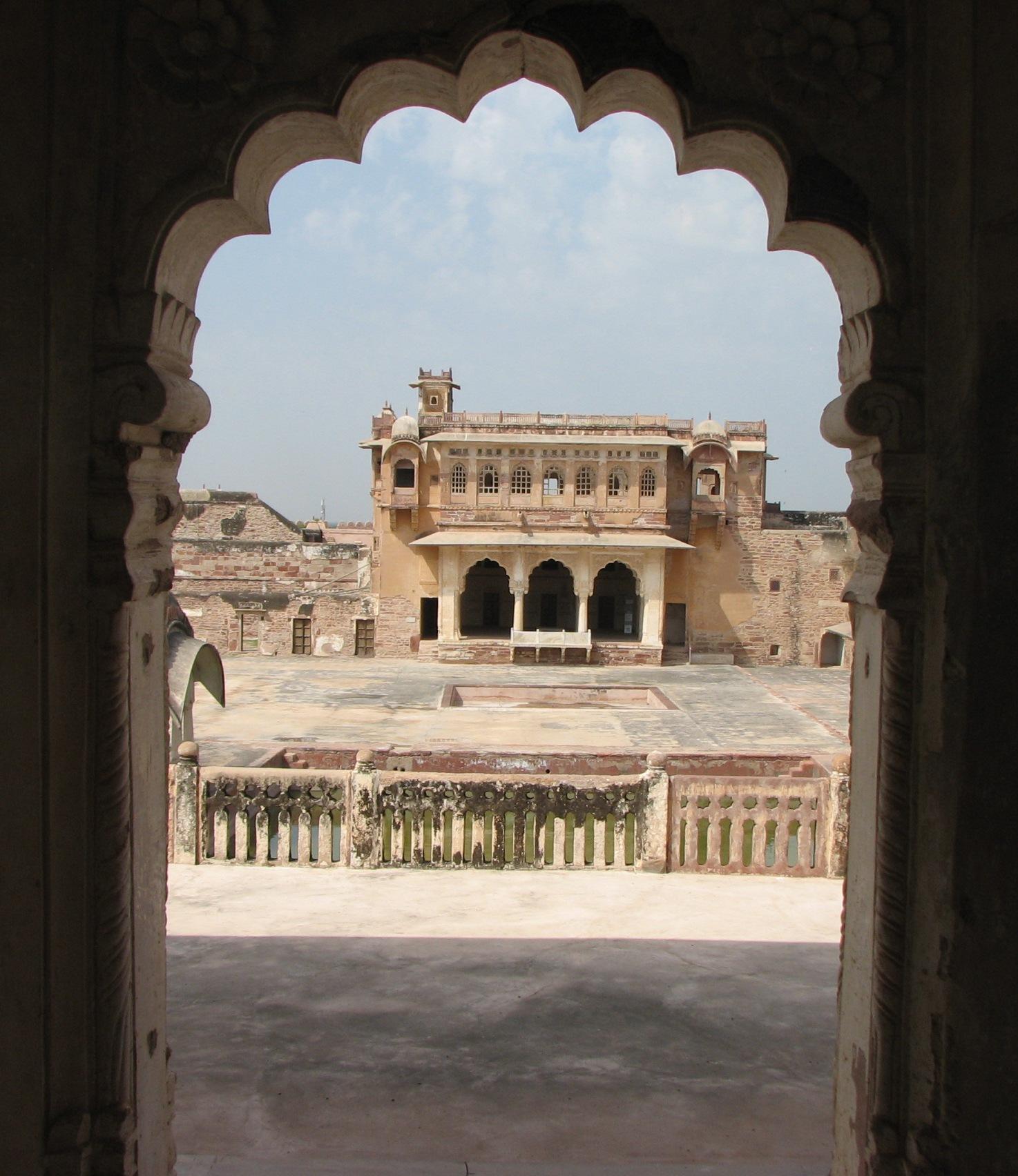 Ahchitragarh Fort