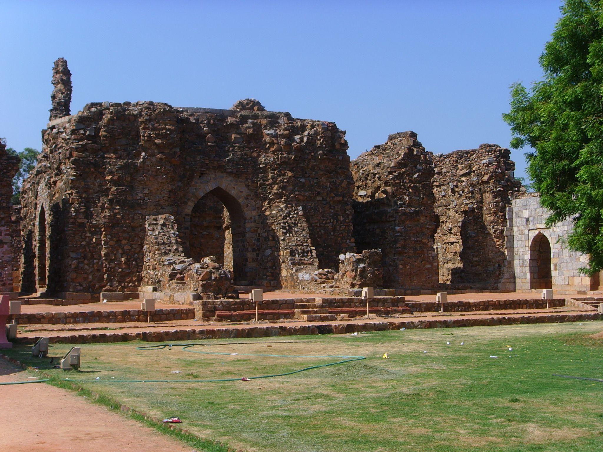 Alauddin Khilji Tomb