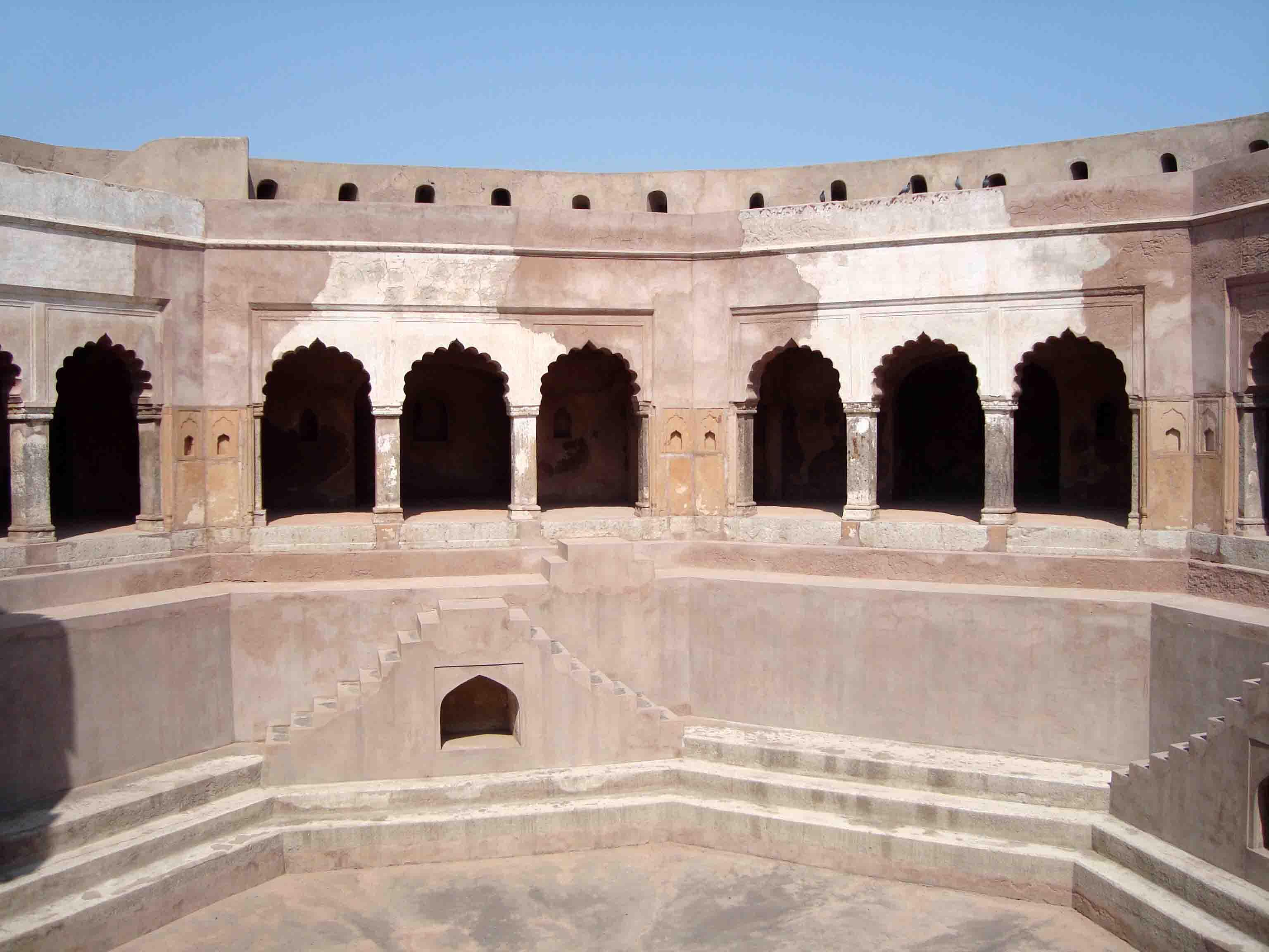 Ali Gosh Khan Baoli