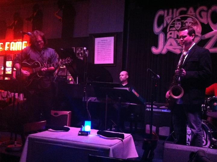 Andy's Jazz Club