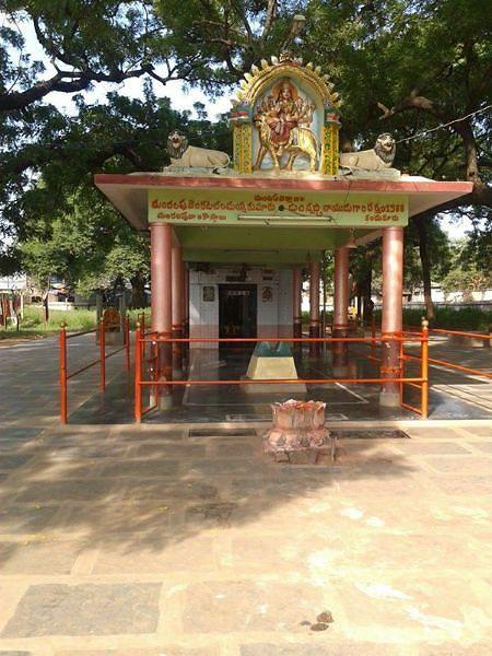 Ankamma temple