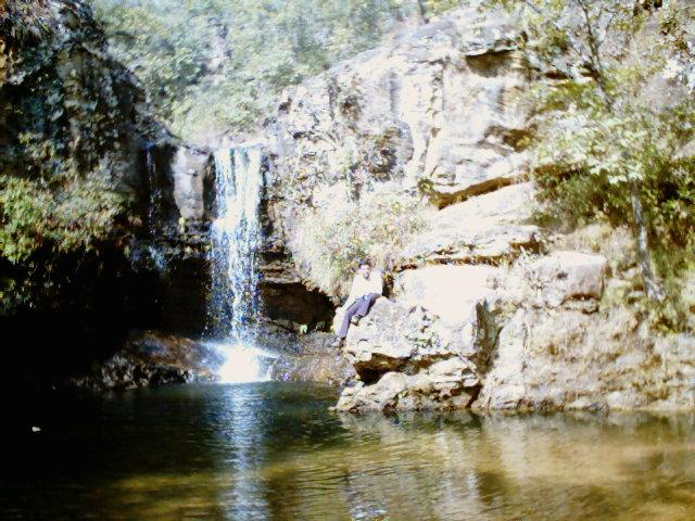 Apsara Vihar (Fairy Pool)