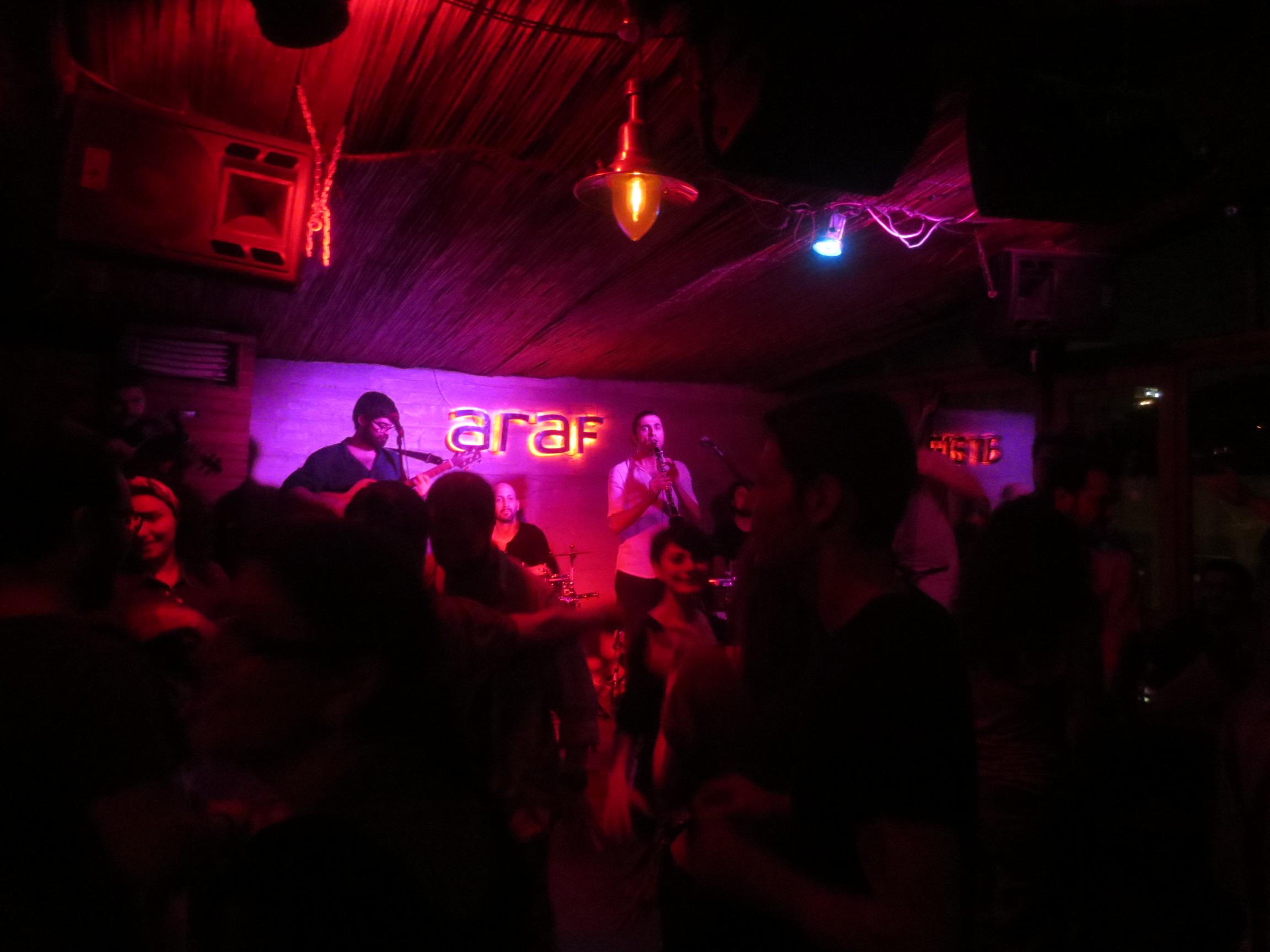 Araf Cafe Bar