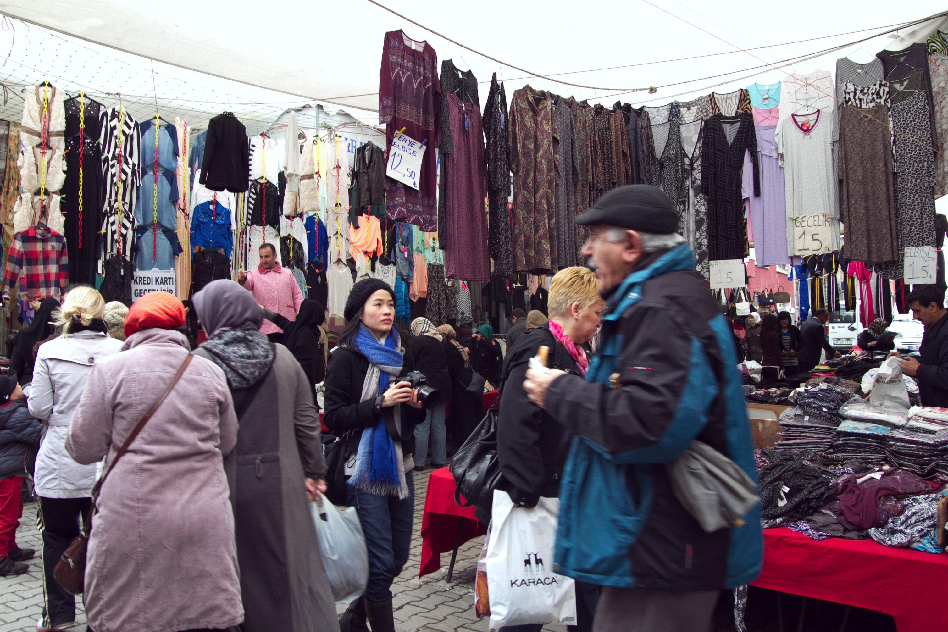 Çarşamba Market
