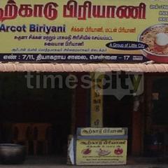 Arcot Biryani
