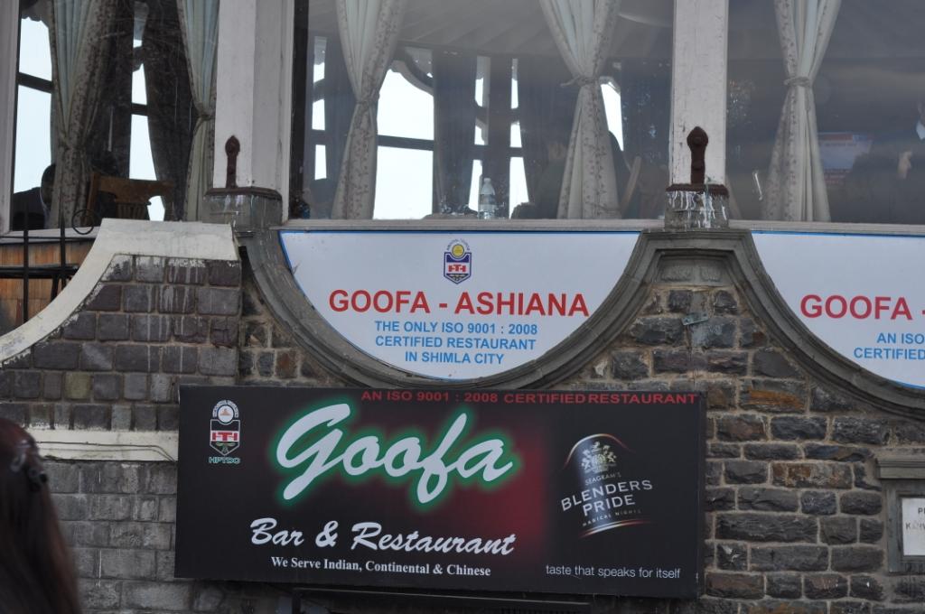 Ashiana & Goofa
