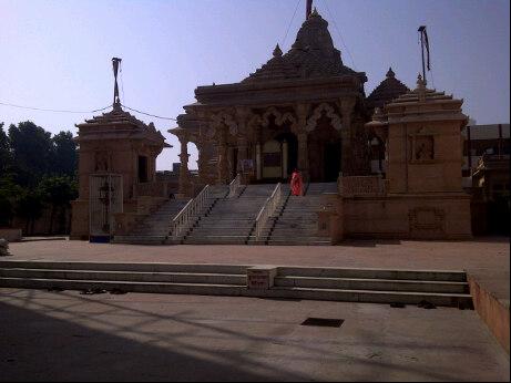 Ashtabhuja Temple