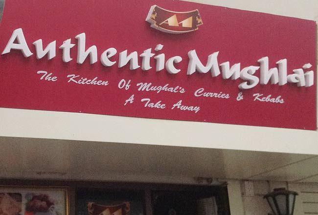 Authentic Mughlai